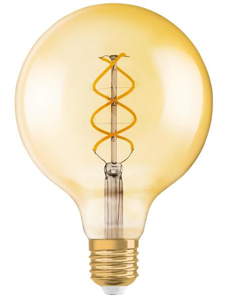 OSRAM LED-Leuchtmittel »Vintage 1906«, 5 W, E27, 2000 K, warmweiß, 250 lm