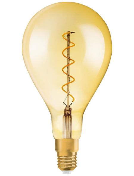 OSRAM LED-Leuchtmittel »Vintage 1906«, 5 W, E27, 2000 K, warmweiß, 300 lm