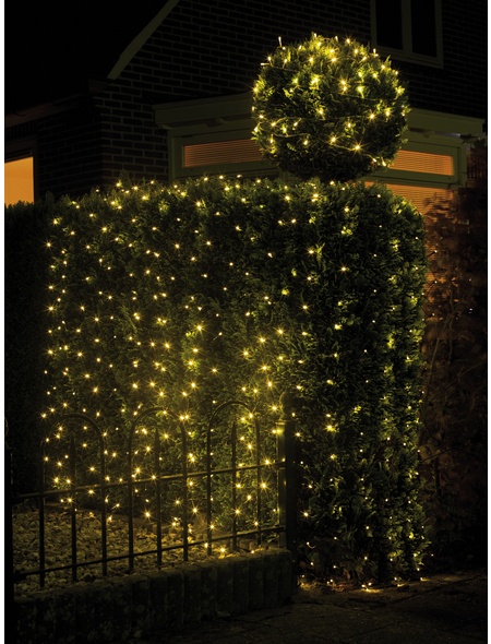 CASAYA LED-Lichterkette »LED Micro«, warmweiß, Batteriebetrieb, Kabellänge: 3,5 m