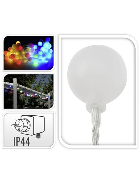 LED-Lichterkette, mehrfarbig, Kabellänge: 300 m