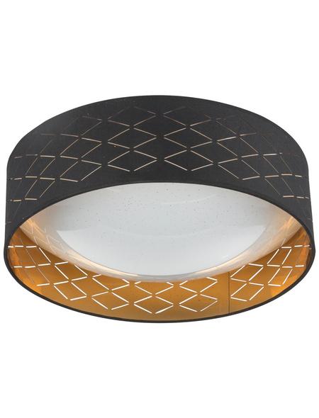 GLOBO LIGHTING LED-Lüster »DECKENLEUCHTE Metall, 1XLED fest verbaut«, inkl. Leuchtmittel in warmweiß