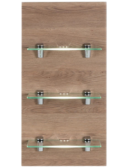 POSSEIK LED Panel »VIVA«, BxH: 35 x 68 cm, MDF