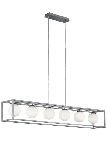 wofi® LED-Pendelleuchte »Aurelia 6-flg«, G9, inkl. Leuchtmittel in warmweiß