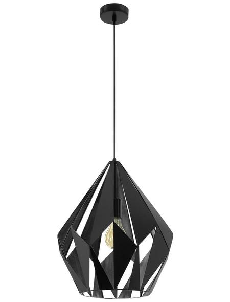 EGLO LED-Pendelleuchte »Carlton 1« E27, ohne Leuchtmittel