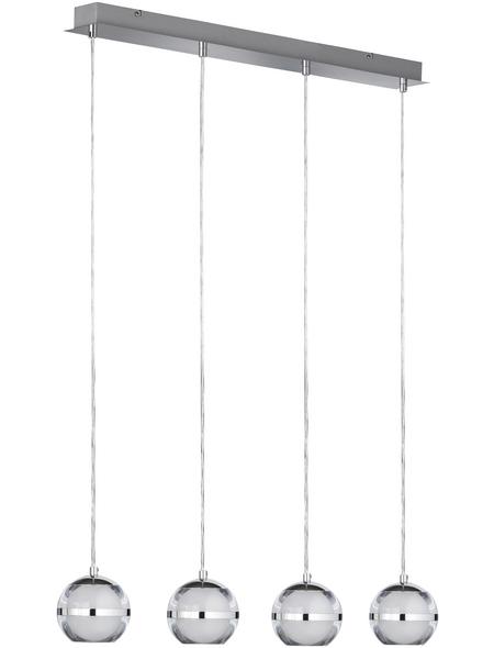 wofi® LED-Pendelleuchte »FULTON«, inkl. Leuchtmittel in warmweiß