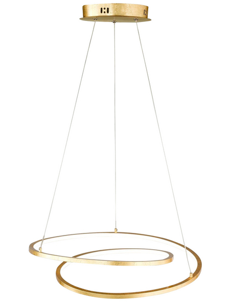 wofi® LED-Pendelleuchte »LORIS«, dimmbar, inkl. Leuchtmittel in warmweiß
