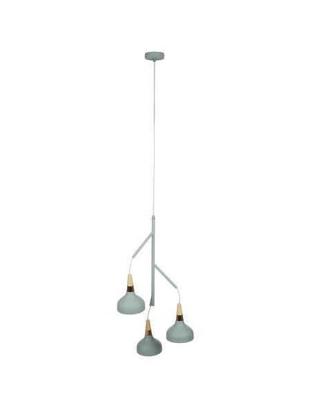 PAULMANN LED-Pendelleuchte »Neordic Juna«, Holz/Metall