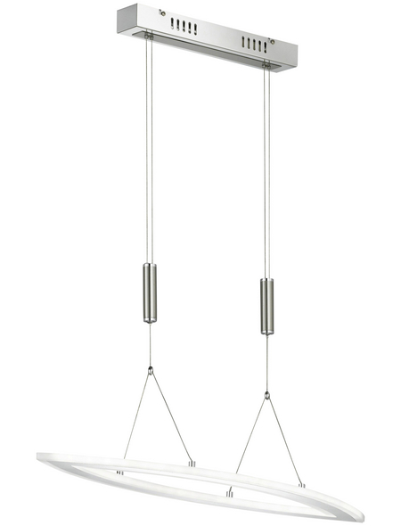 wofi® LED-Pendelleuchte »NEVIL«, dimmbar, inkl. Leuchtmittel in warmweiß