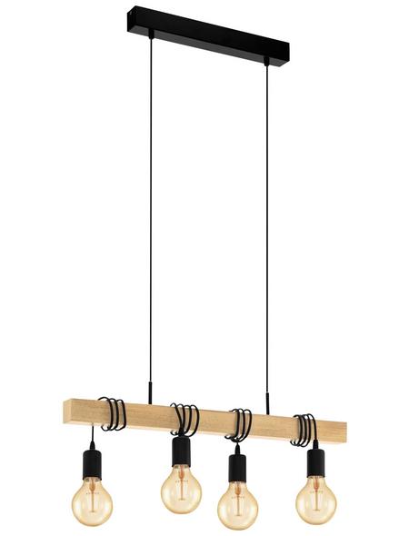 EGLO LED-Pendelleuchte »TOWNSHEND«, E27, ohne Leuchtmittel