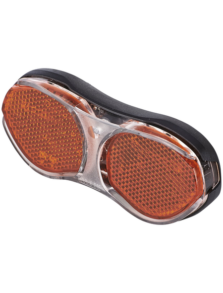 PROPHETE LED-Rücklicht, Kunststoff / Metall, Gepäckträger-Montage