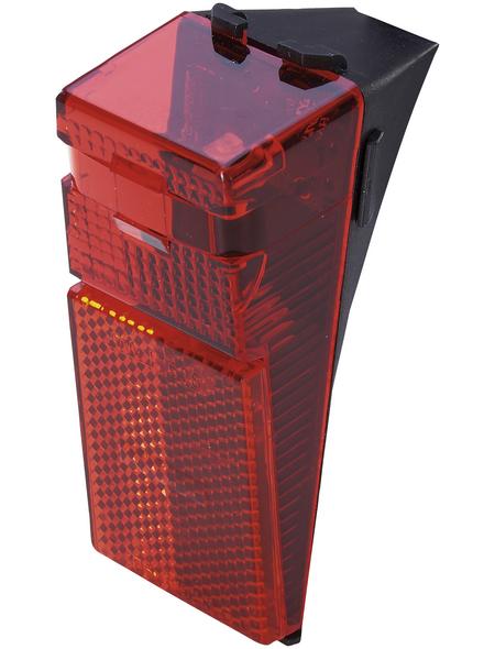 PROPHETE LED-Rücklicht, Kunststoff / Metall, Schutzblech-Montage
