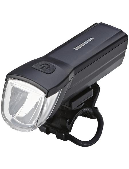 PROPHETE LED-Scheinwerfer, Kunststoff / Metall, Lichtstärke (max.): 30 lux, Rahmen-/ Lenker-Montage