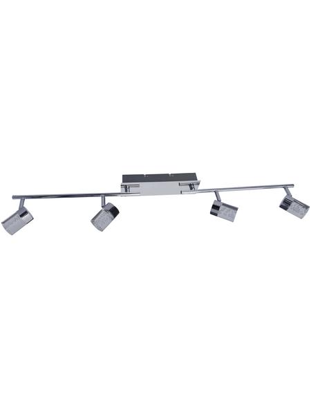 wofi® LED-Spot , 4-strahlig, inkl. Leuchtmittel in warmweiß