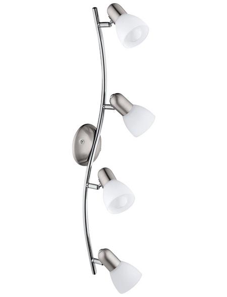 EGLO LED-Spot »DAKAR 6«, 4-strahlig, E14, inkl. Leuchtmittel in warmweiß