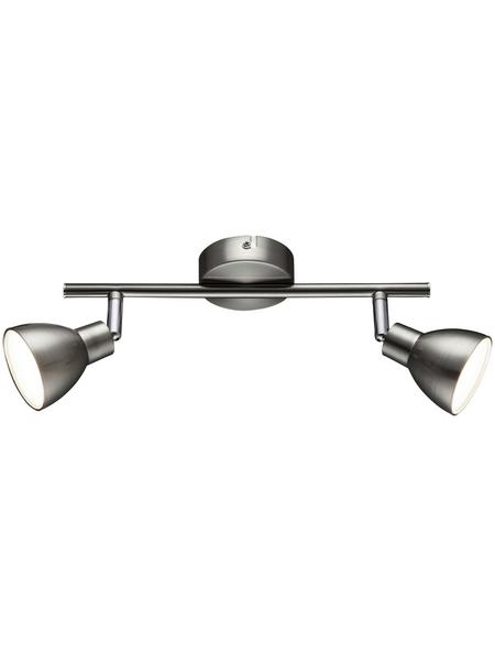 wofi® LED-Spot »Lester«, 2-strahlig, inkl. Leuchtmittel in warmweiß