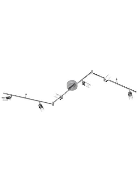 wofi® LED-Spot »LUGO«, 6-strahlig, inkl. Leuchtmittel in warmweiß