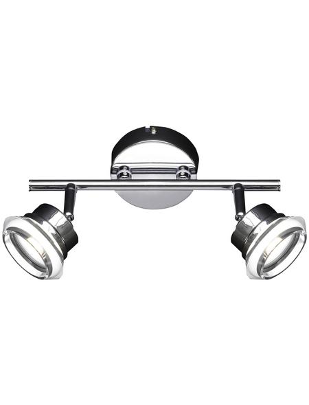 wofi® LED-Spot »Morgan«, 2-strahlig, inkl. Leuchtmittel in warmweiß