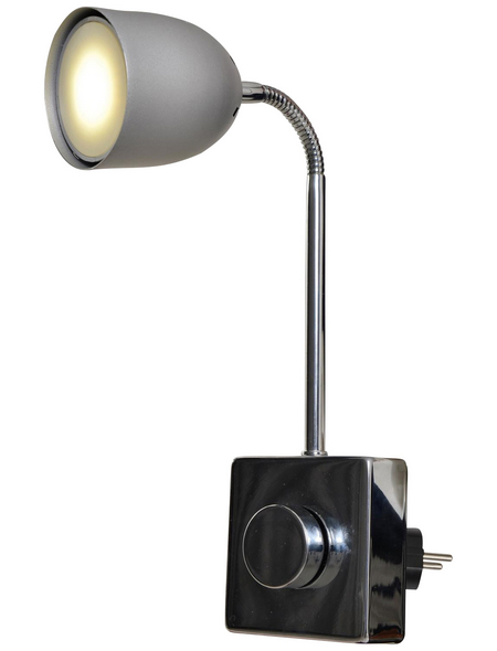 NÄVE LED-Spot »Plugy«, inkl. Leuchtmittel in warmweiß