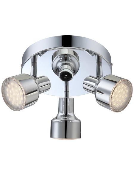 GLOBO LIGHTING LED-Spot »ROIS«, 3-strahlig, inkl. Leuchtmittel in warmweiß
