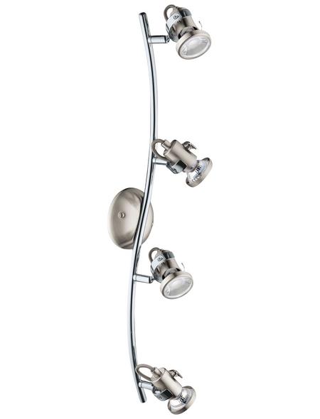 EGLO LED-Spot »TUKON 3«, 4-strahlig, GU10, inkl. Leuchtmittel in warmweiß