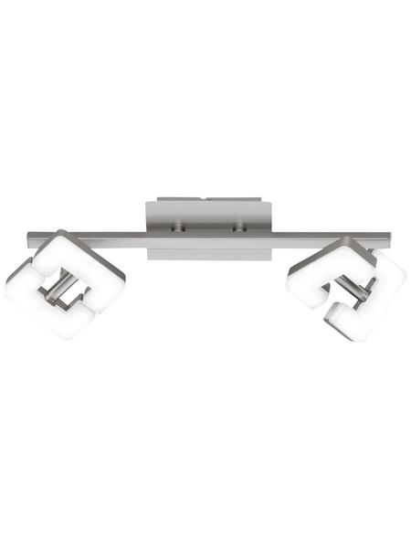 wofi® LED-Spot »ZARA«, 2-strahlig, inkl. Leuchtmittel in warmweiß