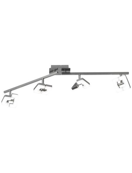 wofi® LED-Spot »ZARA«, 4-strahlig, inkl. Leuchtmittel in warmweiß