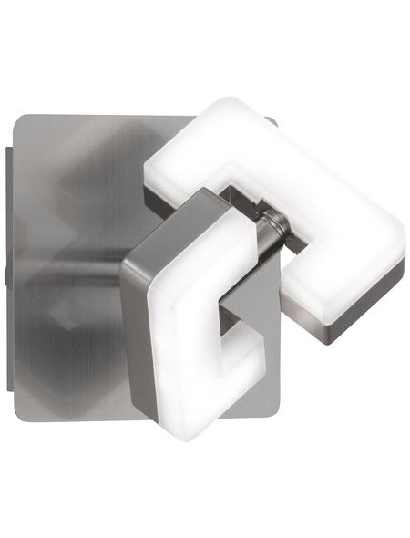 wofi® LED-Spotleuchte »ZARA«, Kunststoff/Metall