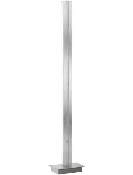 wofi® LED-Stehleuchte »Arlon«, 2-flg., H: 141 cm, Fest verbaut , inkl. Leuchtmittel in warmweiß
