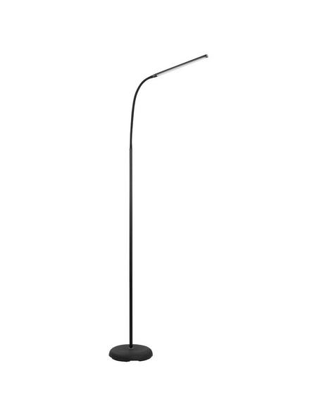EGLO LED-Stehleuchte »LAROA« schwarz, H: 130 cm,  inkl. Leuchtmittel in neutralweiß