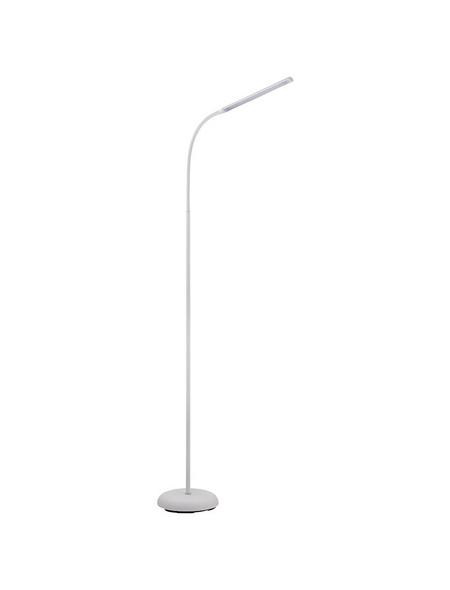 EGLO LED-Stehleuchte »LAROA« Weiß, H: 130 cm,  inkl. Leuchtmittel in neutralweiß