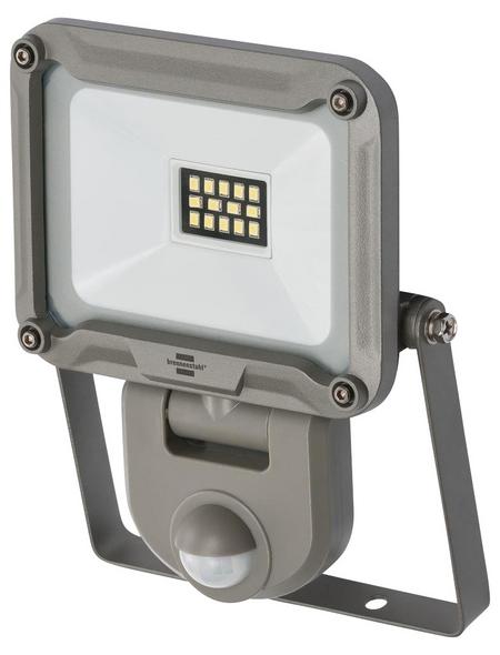 Brennenstuhl® LED-Strahler »JARO 1000P«, 10 W, inkl. Bewegungsmelder, IP44, tageslichtweiß