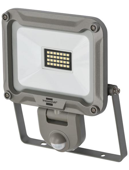 Brennenstuhl® LED-Strahler »JARO 2000P«, 20 W, inkl. Bewegungsmelder, IP44, tageslichtweiß