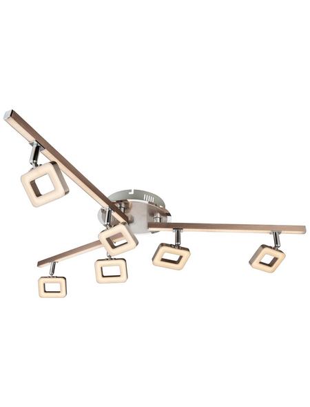 GLOBO LIGHTING LED-Strahler »SALLOA«, inkl. Leuchtmittel in warmweiß