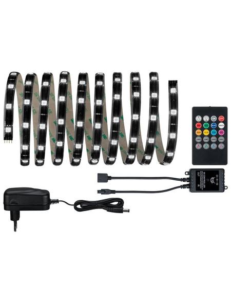 PAULMANN LED-Streifen, 300 cm, mehrfarbig, dimmbar