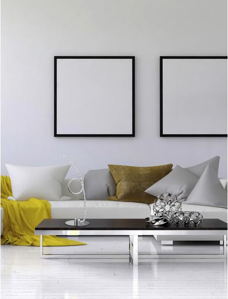 wofi® LED-Tischleuchte, 3  W, chromfarben, Höhe: 35  cm