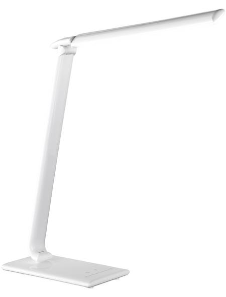 wofi® LED-Tischleuchte, 7  W, weiß, Höhe: 56  cm