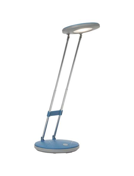 BRILLIANT LED-Tischleuchte blau, H: 23,60 cm, Integrierte LED inkl. Leuchtmittel