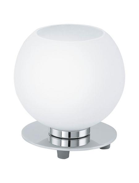 EGLO LED-Tischleuchte »BUCCINO« Weiß, H: 14,5 cm, E14 ohne Leuchtmittel