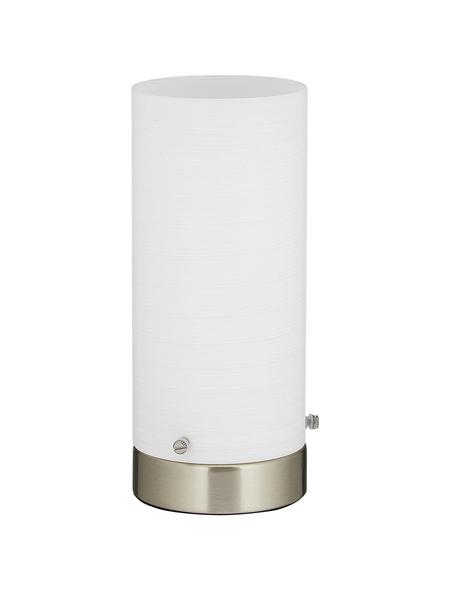 BRILLIANT LED-Tischleuchte »Daisy« Weiß, H: 20 cm,  inkl. Leuchtmittel in Warmweiß