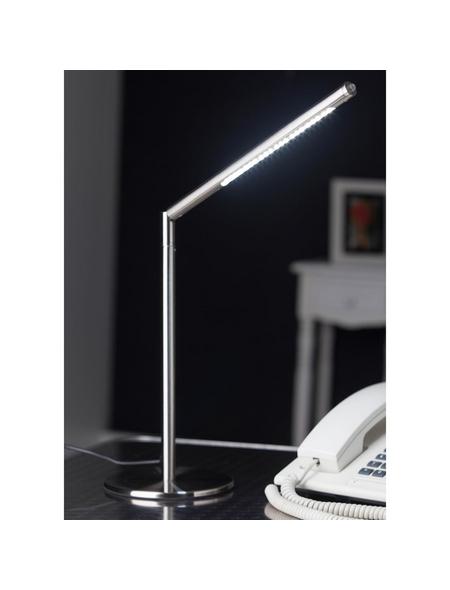 BRILLIANT LED-Tischleuchte eisen, H: 29,00 cm, Integrierte LED inkl. Leuchtmittel