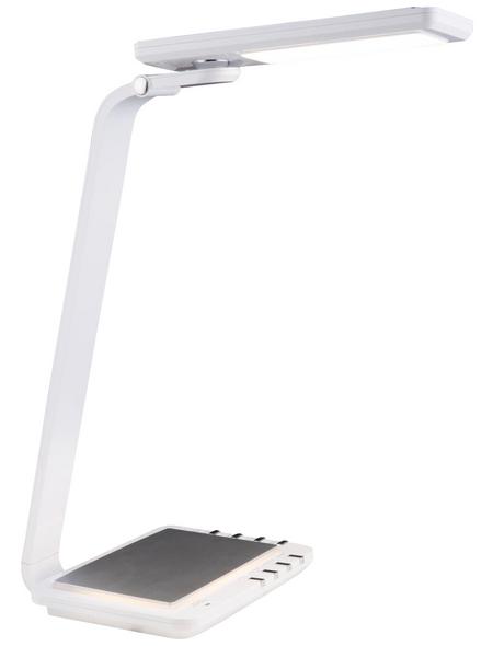 GLOBO LIGHTING LED-Tischleuchte »HEKLA« Weiß, H: 68 cm,  inkl. Leuchtmittel in tageslichtweiß/warmweiß/neutralweiß