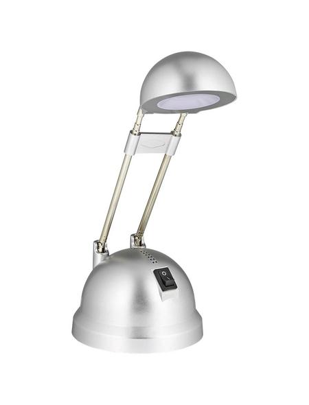 BRILLIANT LED-Tischleuchte »Katrina« titan, Schirm-Ø x H: 8 x 20–44 cm,  inkl. Leuchtmittel in Warmweiß