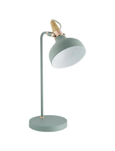 PAULMANN LED-Tischleuchte »Neordic Juna« gruen/kupferfarben, Schirm-Ø x H: 16 x 51 cm, E14 ohne Leuchtmittel