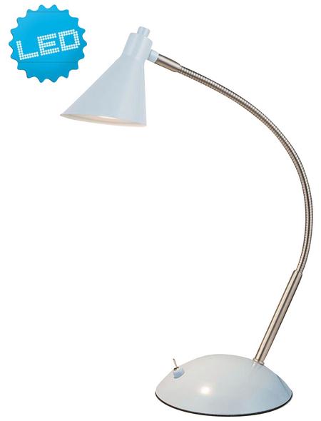 NÄVE LED-Tischleuchte »Pastell« blau, Schirm-Ø x H: 8,5 x 38 cm,  inkl. Leuchtmittel in Warmweiß