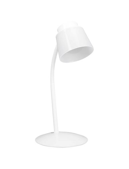 EGLO LED-Tischleuchte »TORRINA« Weiß, Schirm-Ø x H: 10 x 32,3 cm,  inkl. Leuchtmittel in Warmweiß