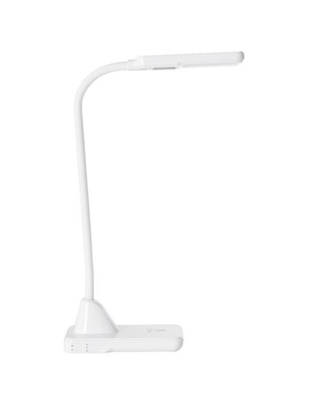 BRILLIANT LED-Tischleuchte Weiß, H: 36,00 cm, Integrierte LED inkl. Leuchtmittel in neutralweiß