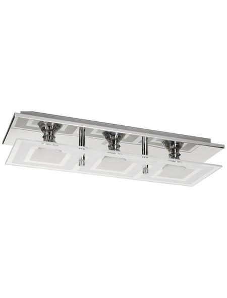 EGLO LED-Wand-/Deckenleuchte »ALMANA« GU10, inkl. Leuchtmittel in warmweiß