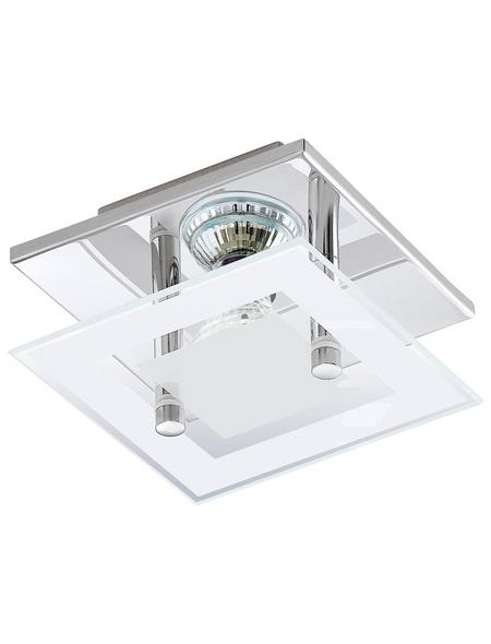 EGLO LED-Wand-/Deckenleuchte »ALMANA«, GU10, inkl. Leuchtmittel in warmweiß