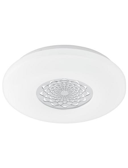 EGLO LED-Wand-/Deckenleuchte »CAPASSO 1«, inkl. Leuchtmittel in warmweiß