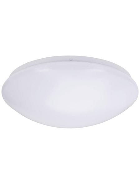 BRILLIANT LED-Wand-/Deckenleuchte »Fakir«, inkl. Leuchtmittel in bernsteinfarben